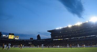 Suspendido el juego entre Morelia y Pumas por tormenta eléctrica