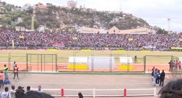 Un muerto y 37 heridos durante una estampida en el partido entre Madagascar y Senegal