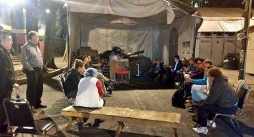Denuncian robo de 3 viviendas de damnificados del Multifamiliar Tlalpan