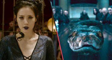 ¡El misterio ha sido resuelto! J.K. Rowling explica qué es Nagini
