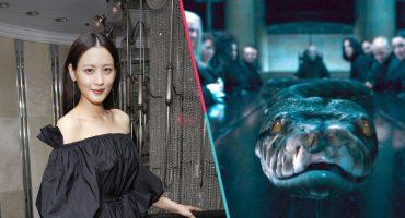 'Fantastic Beasts' y Rowling son acusados de racistas por la representación de Nagini