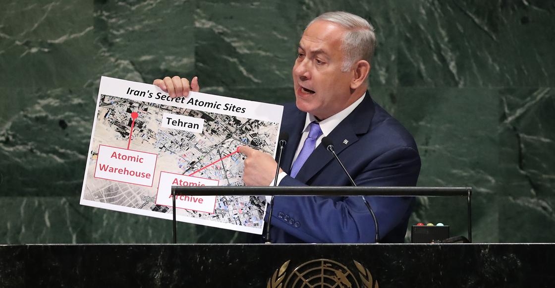 Netanyahu Israel Irán ONU