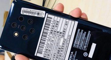 Pa' las 1000 selfies: Se filtran fotos de un posible Nokia con cinco cámaras
