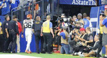 La nueva regla de la NFL dejó a su primer expulsado: Shawn Williams