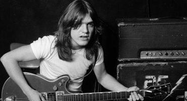 AC/DC trabaja en un disco para honrar la memoria de Malcolm Young