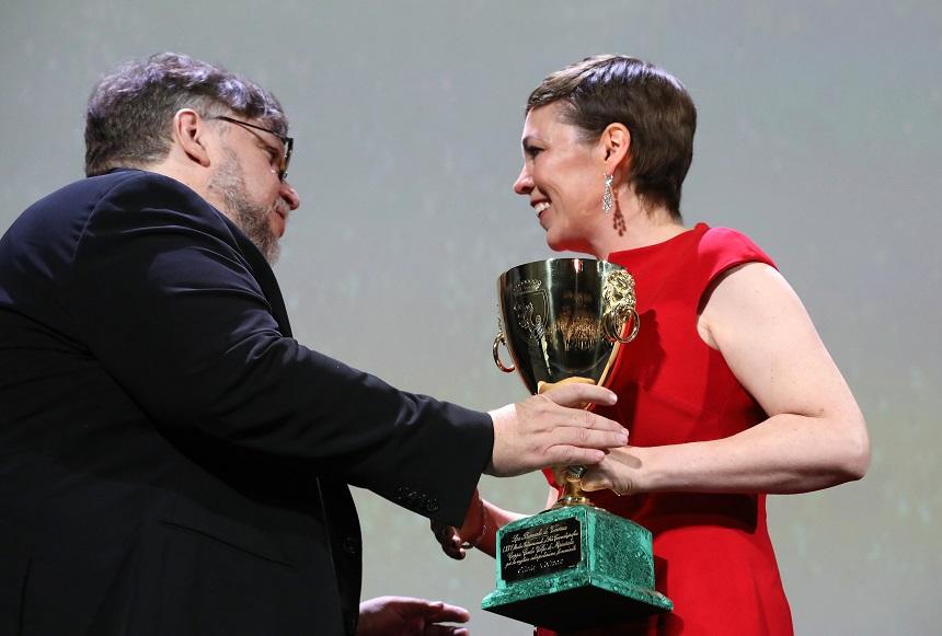 Festival de Cine de Venecia - Olivia Coleman