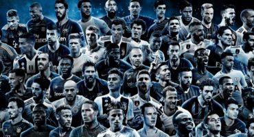 11 nuevos nombres que compiten por el FIFPro World 11 de la FIFA