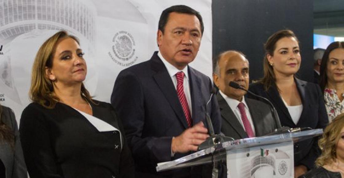 """Dice Osorio Chong que el #TupperChallenge es """"excesivo y populista"""""""