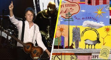Paul McCartney liberó su disco número 17: 'Egypt Station'