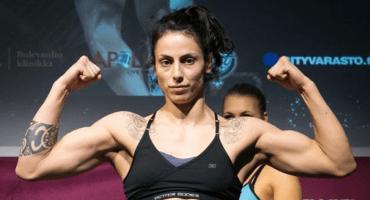 Peleadora de MMA fue suspendida 30 años por vender cocaína