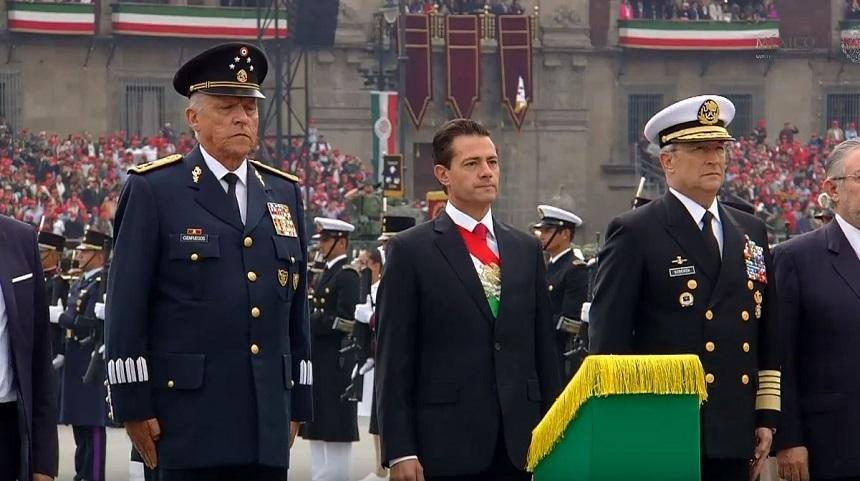 Desfile Cívico Militar del 16 de Septiembre