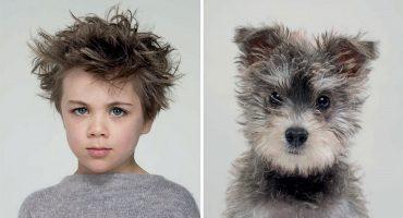 Estas fotos prueban que sí existen perros parecidos a sus dueños