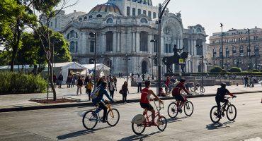 Y para celebrar el Día Mundial sin Auto: ¡Placas gratis para ciclistas!