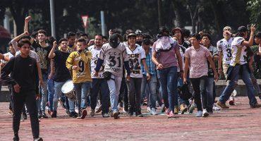 Porros de la UNAM