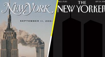 Las 10 portadas más emblemáticas del 11 de septiembre