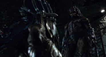 El depredador clásico y el nuevo pelearán en The Predator