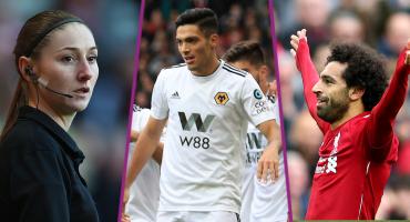 Lo que nos dejó hoy la Premier League: Asistencia de Jiménez y fin a la fiesta en Manchester