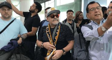 Así será la presentación de Maradona con Dorados