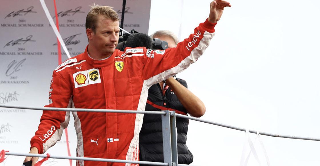 Raikkonen deja la escudería Ferrari para volver a sus orígenes: Sauber