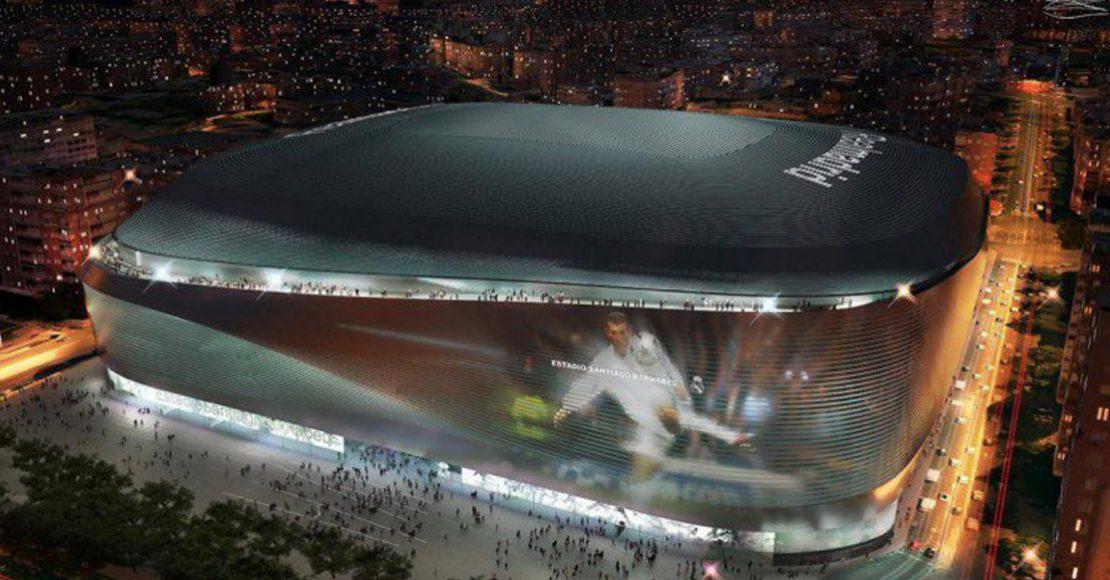 ¡Real Madrid tendrá un nuevo Santiago Bernabéu y así lucirá el estadio!