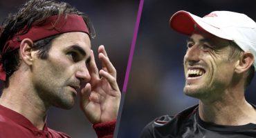 Roger Federer culpa al calor de su eliminación en el US Open