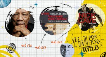 Rulo presenta: Quincy; Nick Cave en novela gráfica; Retratos de Cuba