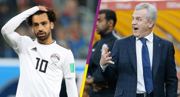 ¡Salah falló dos penales! Así fue el debut de Aguirre con Egipto