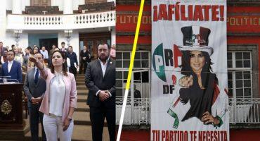 Sandra Vaca: señalada por ser reclutadora para una red de prostitución y ahora es diputada