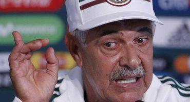 WTF? La Selección Mexicana fue goleada pero el Tuca Ferretti se va tranquilo