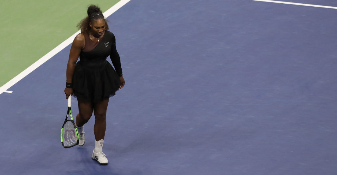 ¡No va más! Serena Williams