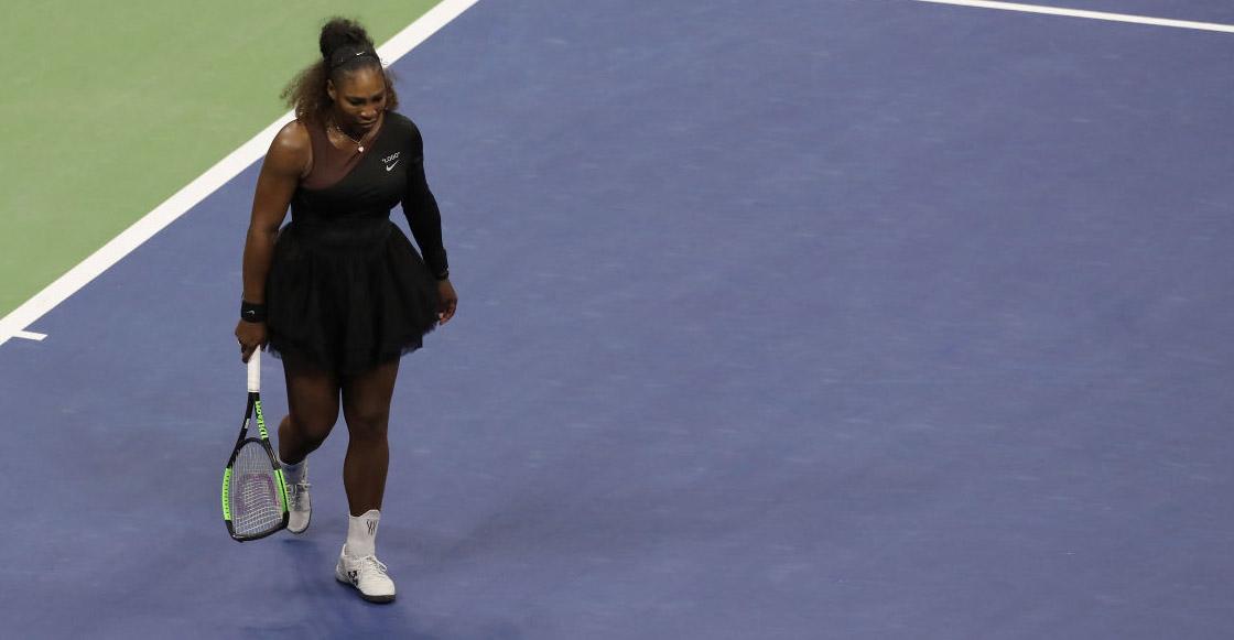 Tenista Serena Williams da por finalizada su temporada 2018