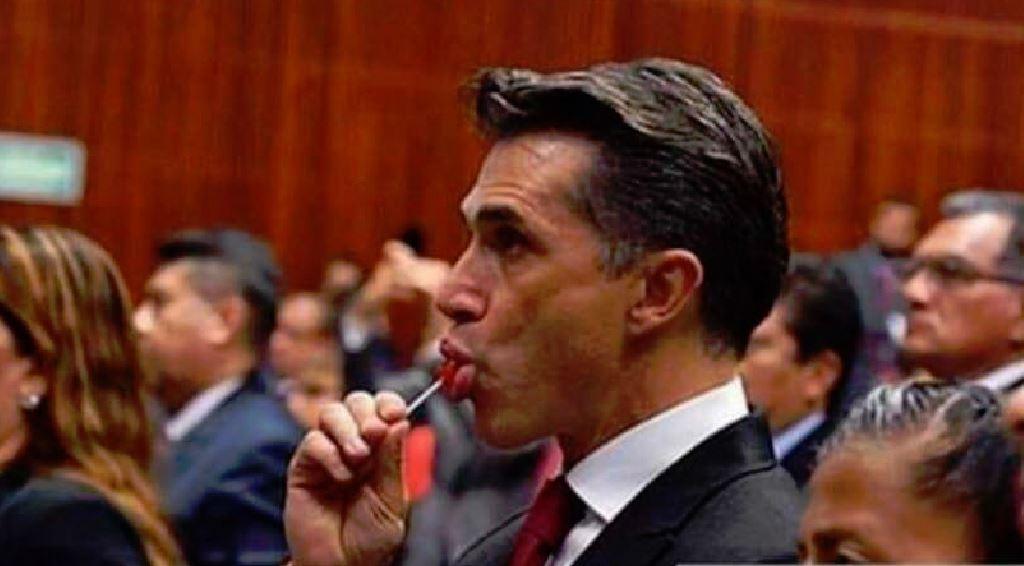 Diputado Sergio Mayer