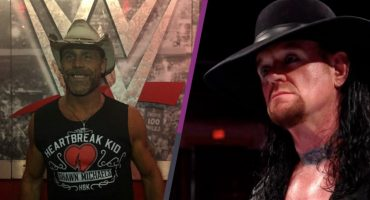 Shawn Michaels y Triple H reciberon amenaza del Undertaker en RAW