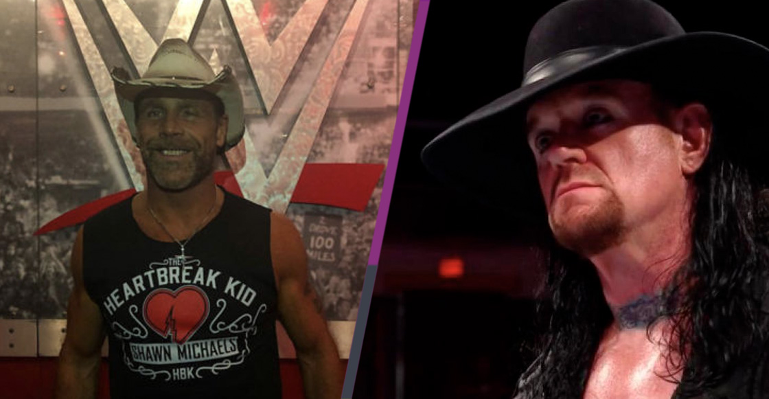 Shawn Michaels y Triple H reciberon amenaza del Undertaker en RAW