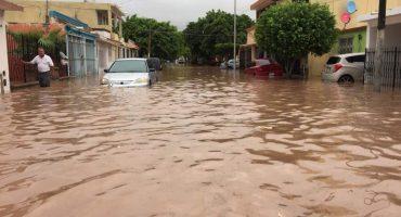 #FuerzaSinaloa: Segob emite Declaratoria de Emergencia en 11 municipios por lluvias
