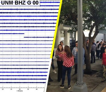Se registran dos sismos en CDMX, perceptibles en el sur de la ciudad