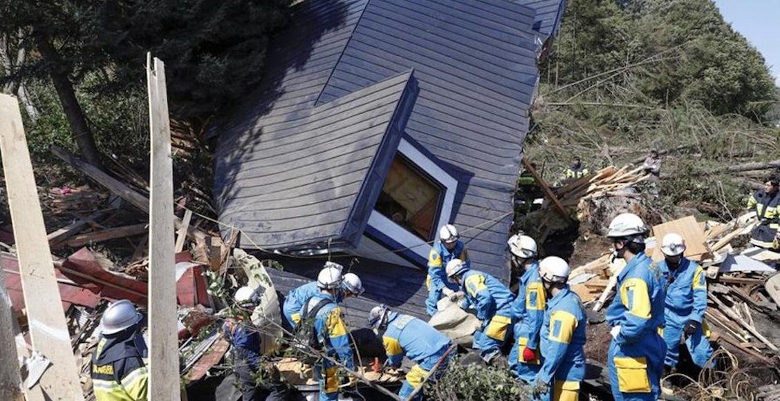 Al menos 9 personas fallecieron tras el sismo en Hokkaido, Japón
