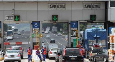 Esta es la lista completa de casetas en México que aumentaron sus tarifas