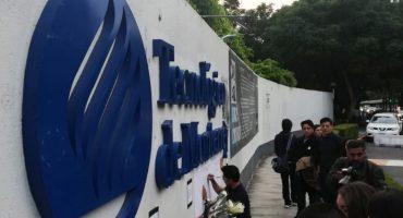 En imágenes: Así se vivió el aniversario del 19S en el Tec de Monterrey CCM