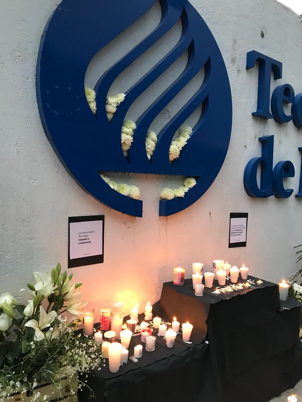 Homenaje en el Tec CCM