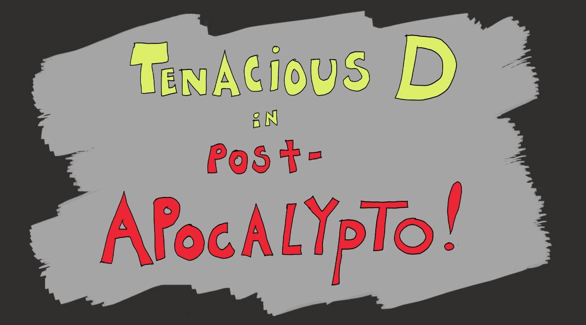 """Tenacious D comparte el primer episodio de su serie y estrena """"Hope"""""""