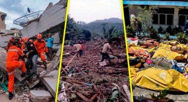 En imágenes: Así luce Indonesia después del terremoto y el tsunami