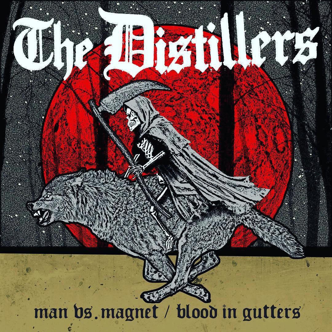 'Man vs Magnet': Escucha la nueva canción de The Distillers después de 15 años