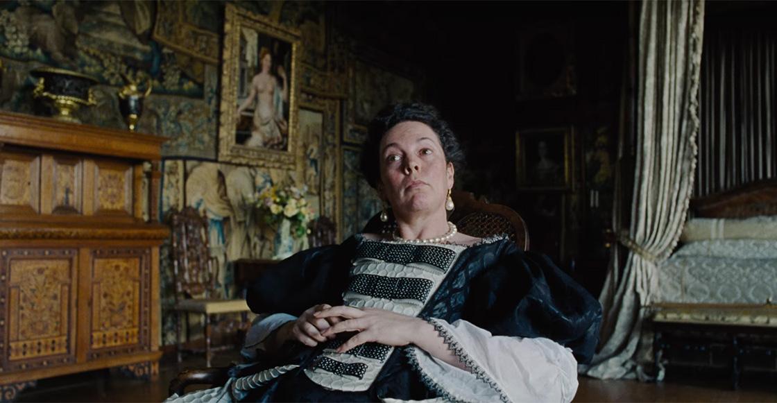 Prepárense para los Oscar: 'The Favourite' estrena nuevo tráiler