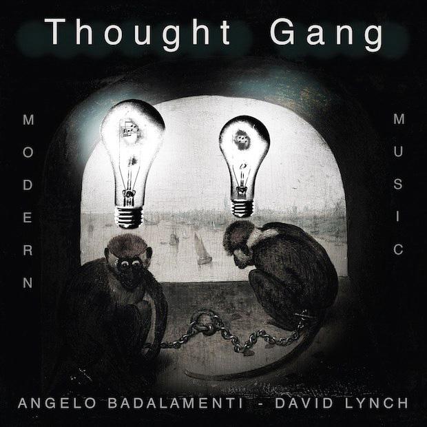 David Lynch y Badalamenti lanzarán su disco perdido de los 90: 'Thought Gang'