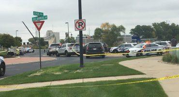 Un muerto y 4 heridos por tiroteo en Middleton, Wisconsin, Estados Unidos