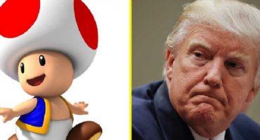 Stormy Daniels arruinándonos Mario Kart: el pene de Trump es como 'Toad'