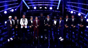 ¡Estos son todos los ganadores del Premio The Best de la FIFA!