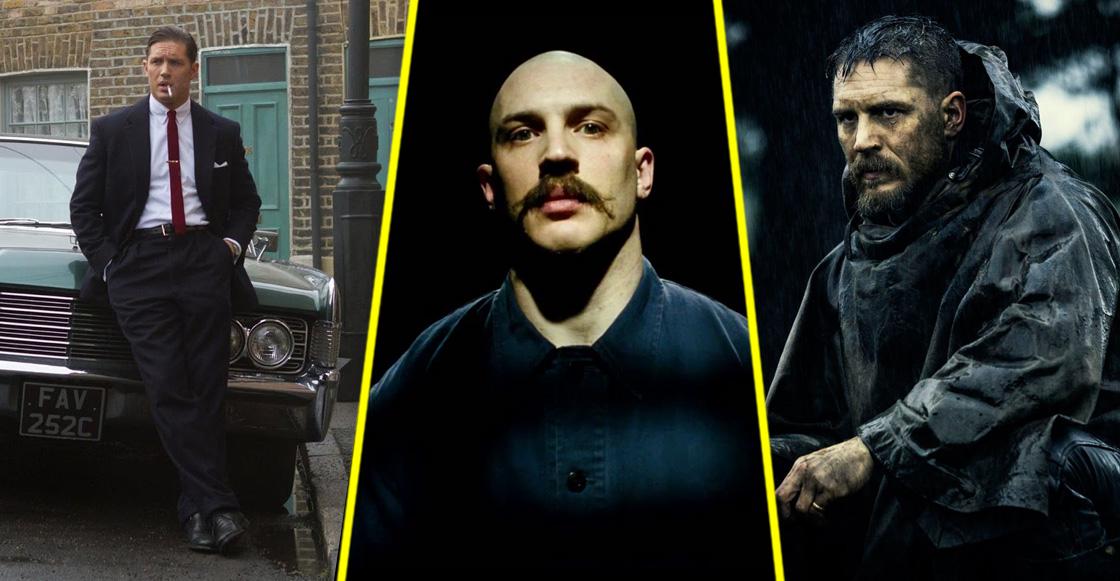 6 películas y series de Tom Hardy que debes ver antes de 'Venom'