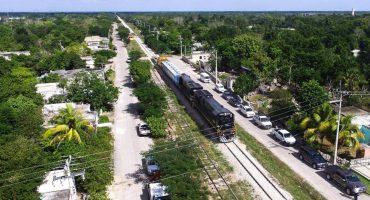 Tren Maya sí será consultado, pero no todas las consultas son urnas: Román Meyer